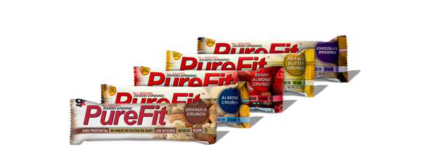 Product Review: PureFit Energy Bars