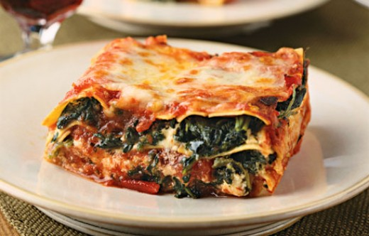 Need more pictures of vegetarian lasagna recipe like this for 2016