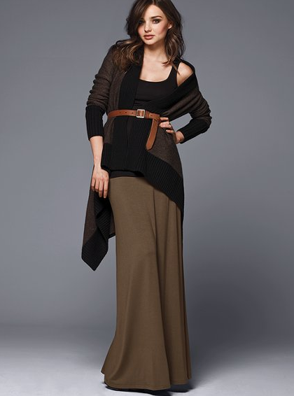 Fall 2011 Fashion Trends - maxi skirt