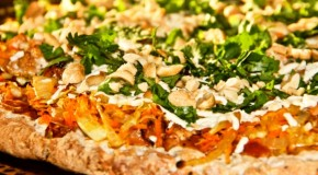 CRAVEABLE RECIPE ROUND-UP – VEGAN PIZZAS
