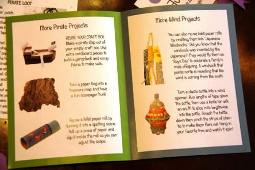Product review green kid crafts chic vegan for How to make a book for a project