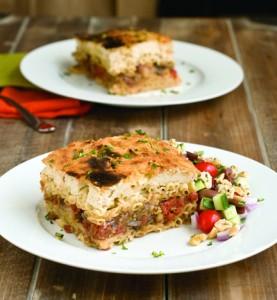 Terry Hope Greek Eggplant Lasagna