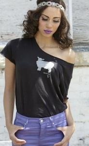 vaute couture t-shirt