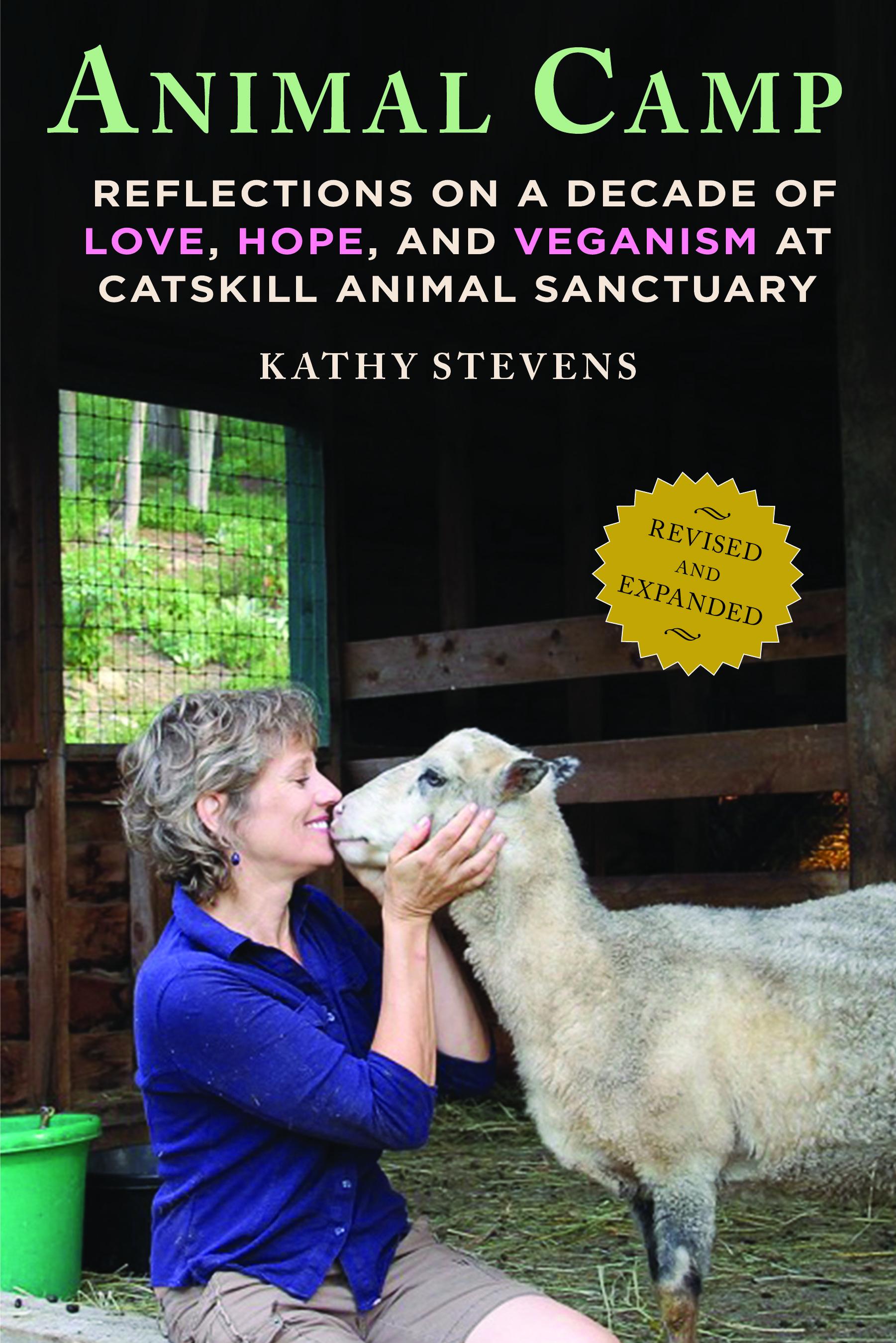 Interview Series - Kathy Stevens - Chic Vegan