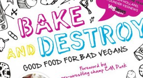 Recipe: Natalie Slater's Permafrost Pumpkin Pie & A Bake and Destroy Giveaway
