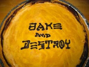 Permafrost Pumpkin Pie