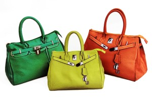 the underground chic 3 bags