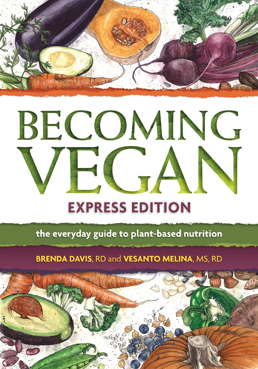 Interview Series – Brenda Davis and Vesanto Melina - Chic Vegan