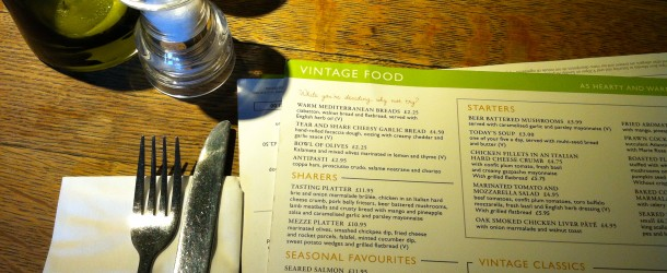 A Vegan Guide to Eating Out