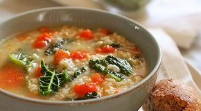 Recipe: Tuscan Kale Soup
