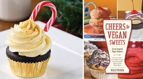 Recipe: Chocolate-Nog Cupcakes