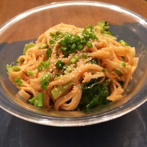 Soba Peanut Noodles - Happy Herbivore Light and Lean