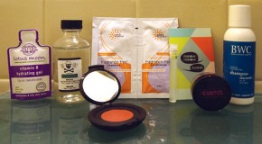 Product Review: The Vegan Cuts Beauty Box