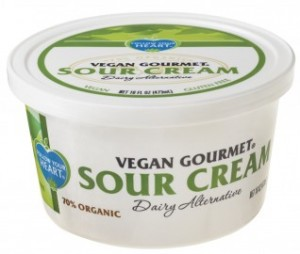 Vegan Gourmet Sour Cream