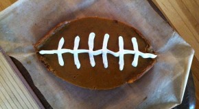 The Perfect Football Party Pie