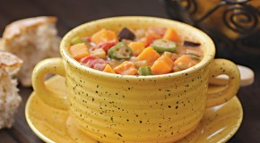 Recipe: West African Vegetable Stew