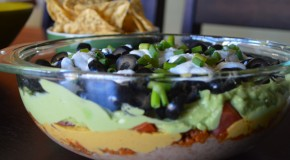 Recipe: Vegan 7 Layer Dip