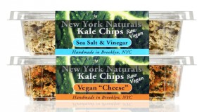 Product Review:  The Kale Factory Chips and Crackers