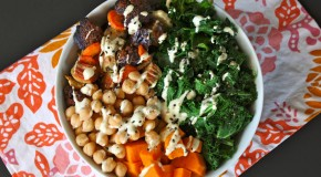 Recipe: Winter's Bounty Buddha Bowl