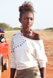 Women's Duara batwing top