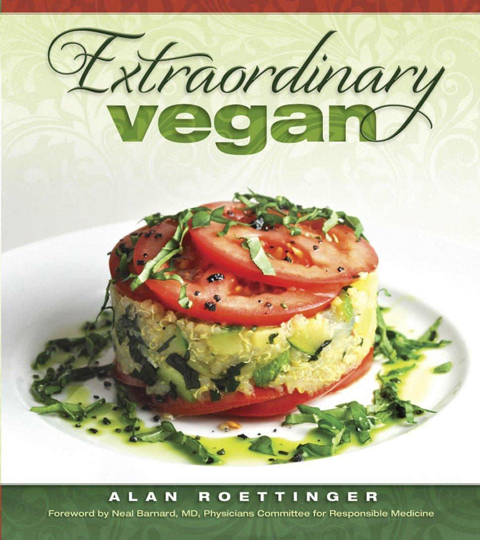 Book Review: Extraordinary Vegan