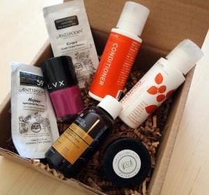 March Beauty Box