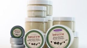 Product Review: Beurre Shea Butter Skincare Products