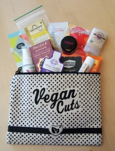 Vegan Cuts Vegan Beauty Essentials Kit