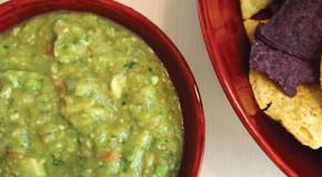 Recipe: Guaca-Verde-Mole