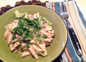 Dinner - stroganoff