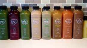 Product Review: Love Grace 3 Day Juice Cleanse