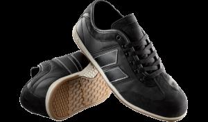 Macbeth vegan athletic shoes.  Sharp!