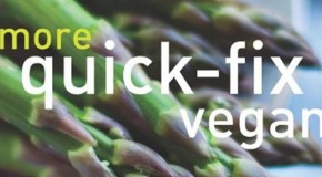 Book Review: More Quick Fix Vegan by Robin Robertson