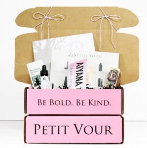 Petit Vour box