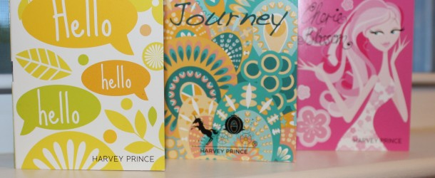 Product Review and Giveaway: Harvey Prince Perfume
