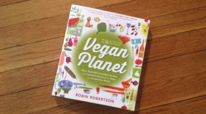 Book Review: Vegan Planet by Robin Robertson