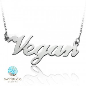 Vegan Sterling Silver