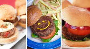 Three Meat-Free Burgers for Your July 4th BBQ