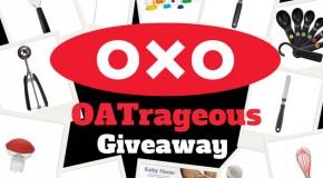 Kathy Hester's OATrageous OXO Giveaway!