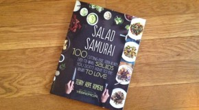 Book Review and Giveaway: Salad Samurai by Terry Hope Romero