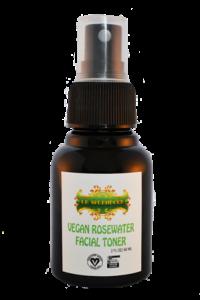 Vegan Rosewater Facial Toner