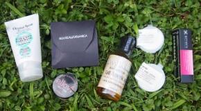 The Vegan Cuts July Beauty Box