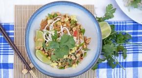Recipe: Everyday Vegan Eats Pad Thai