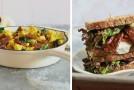 Recipe: Down-Home Country Tofu Scramble with Sweet & Smokey Tempeh Strips