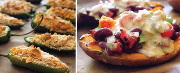 Vegan Finger Foods Feature