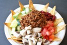 Recipe: Taco Salad with Baked Chips