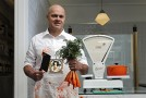Eco couturier meets The Vegetarian Butcher