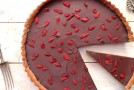 Recipe: Gluten-Free Chocolate & Coconut Tart