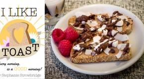 Cookbook Review: I Like Toast by Stephanie Strowbridge