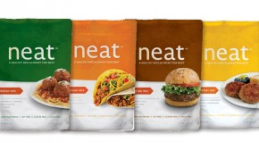 Product Review and Giveaway: neat meat replacement